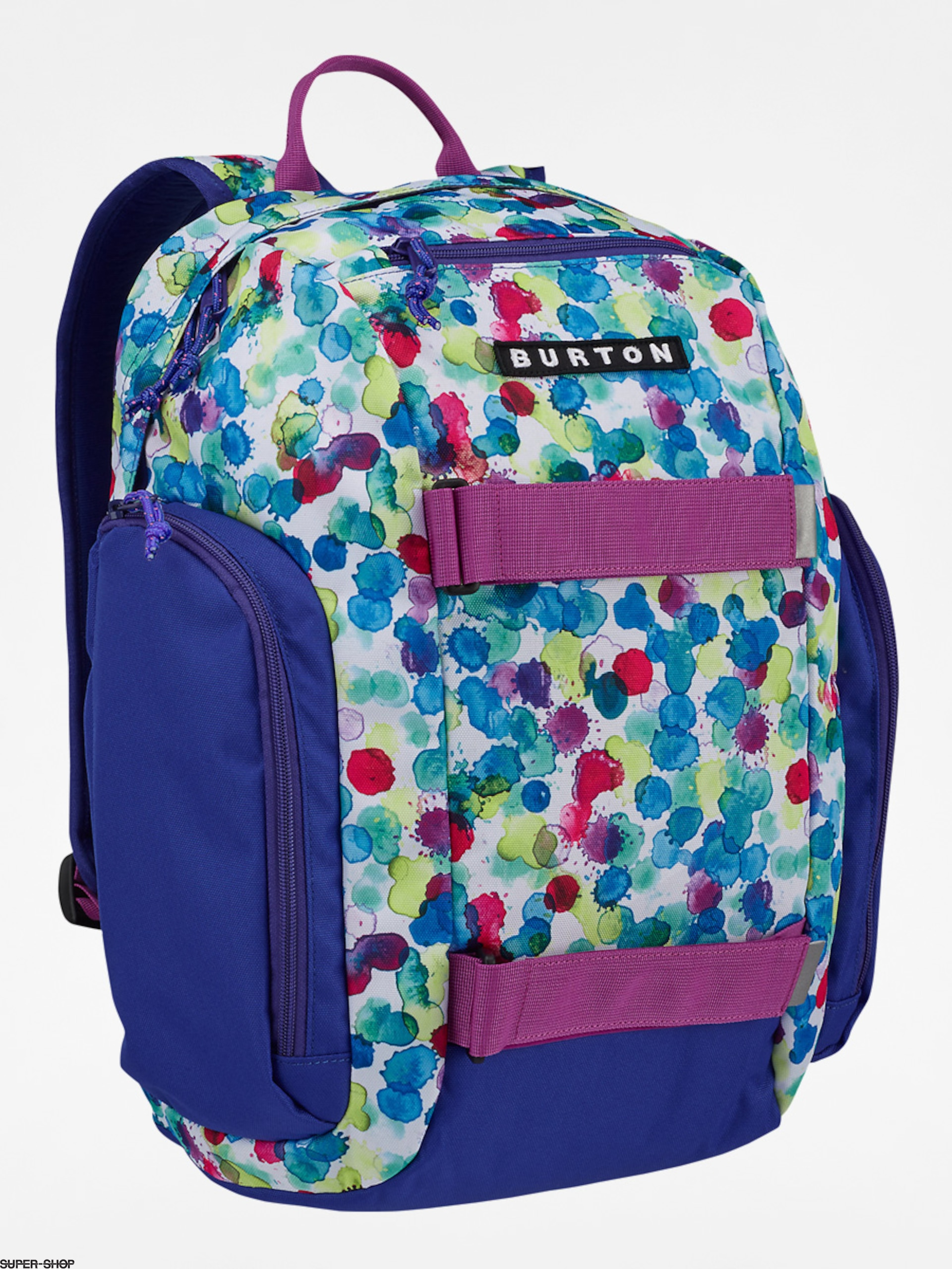 Burton Backpack Kids Metalhead (rainbow drops print)