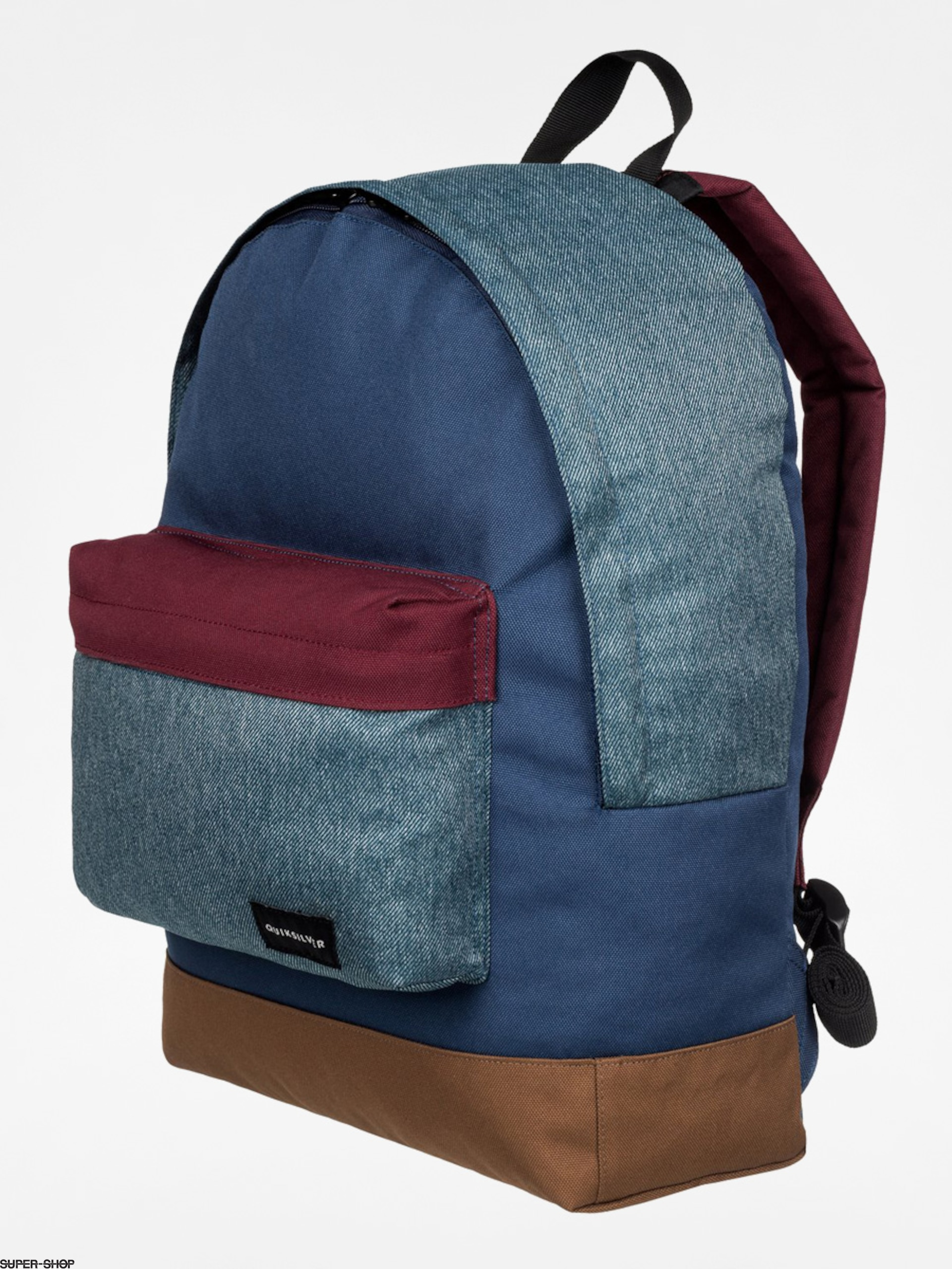 Quiksilver Backpack Everyday (navy/brown/brick)