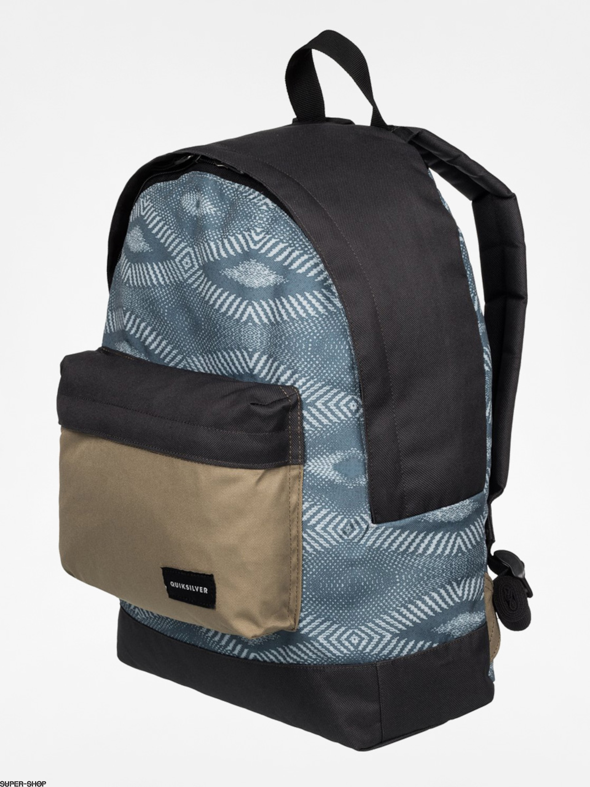 Quiksilver Backpack Everyday Poster (dark grey/sand)