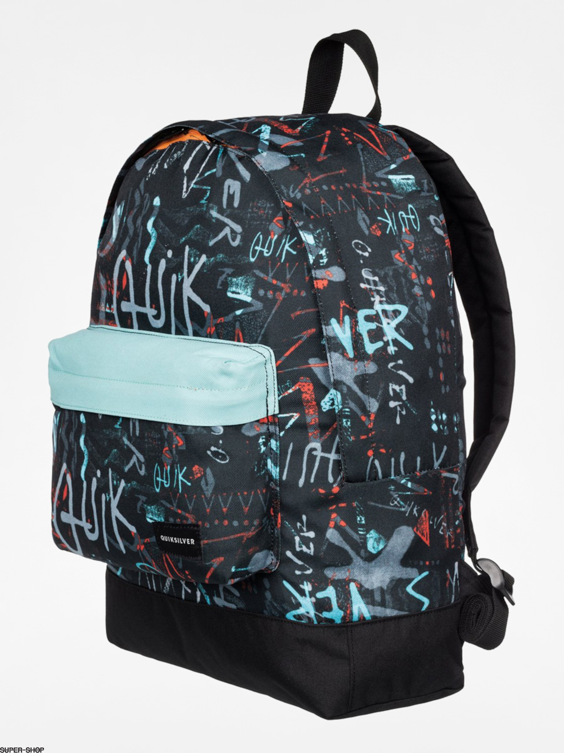 Quiksilver Backpack Everyday Poster (charcoal/multi)