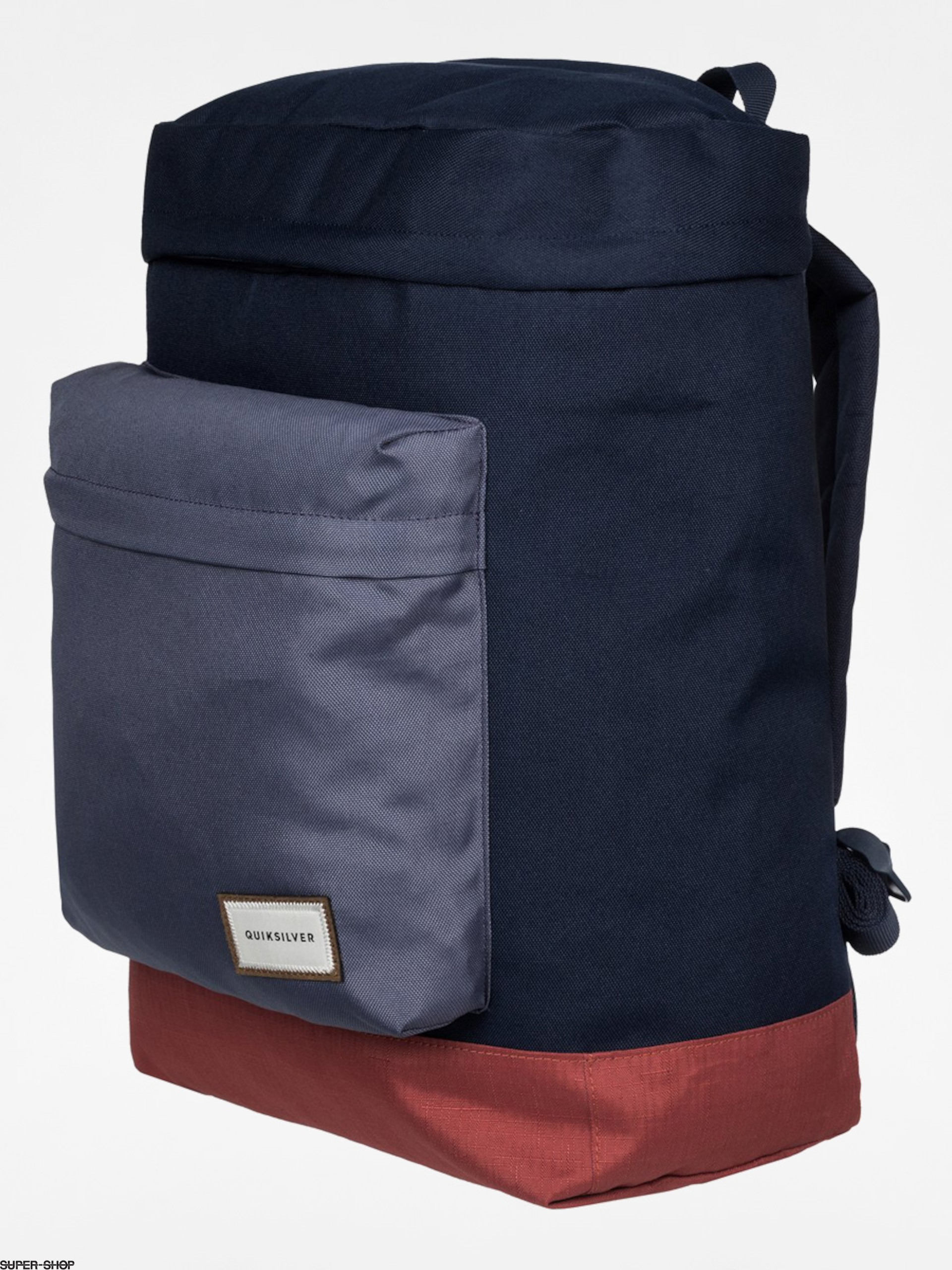 Quiksilver Backpack Rucksack Edition (navy/brick)