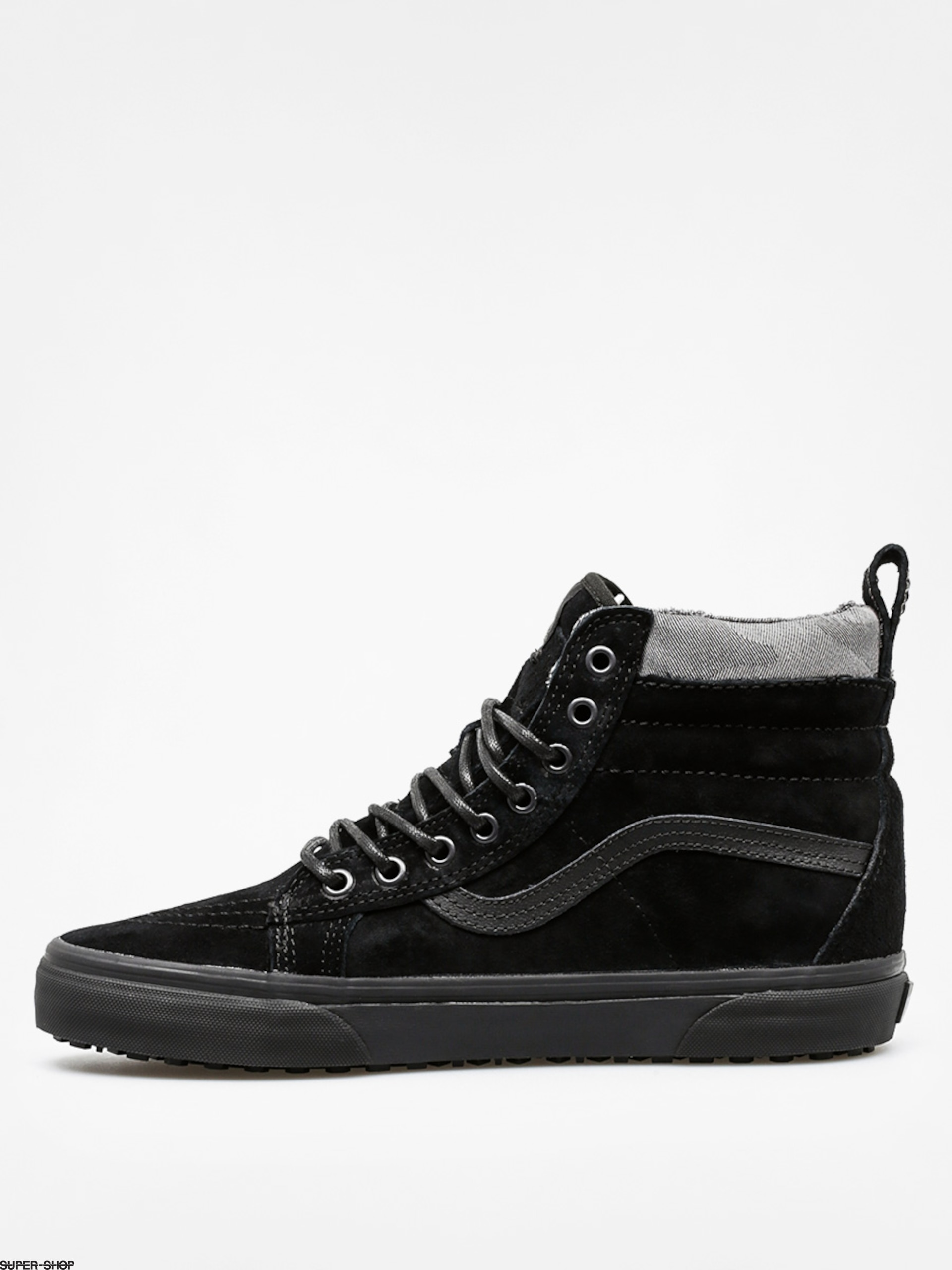 bfa9d4e635 Vans Shoes Sk8 Hi Mte (mte black black camo)