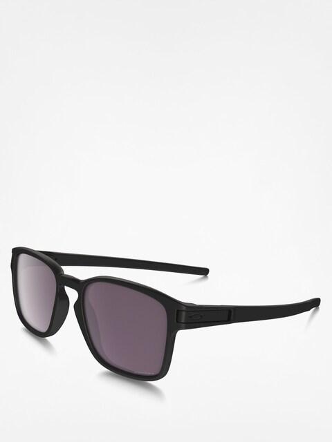 Oakley Sunglasses Latch SQ (matte black/prizm dail polarized)
