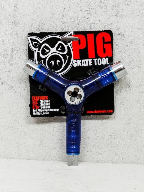 Pig Werkzeug Skate Tool (transparent blue)