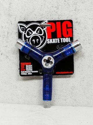 Pig Tool Skate Tool (transparent blue)