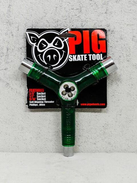 Pig Werkzeug Skate Tool (transparent green)