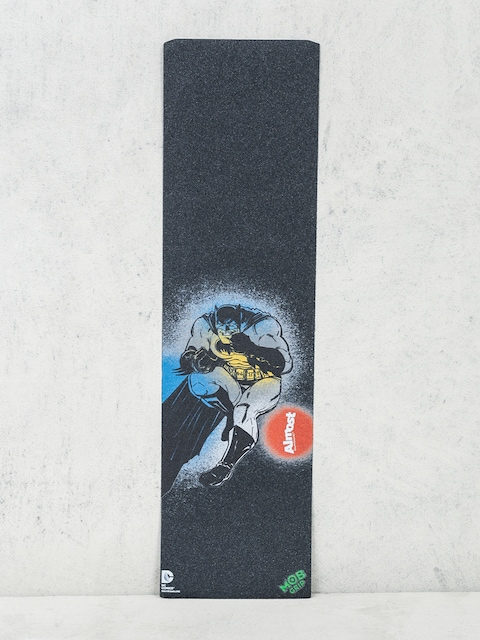 Mob Skateboards Grip Tape Almost Dark Knight Returns (black)