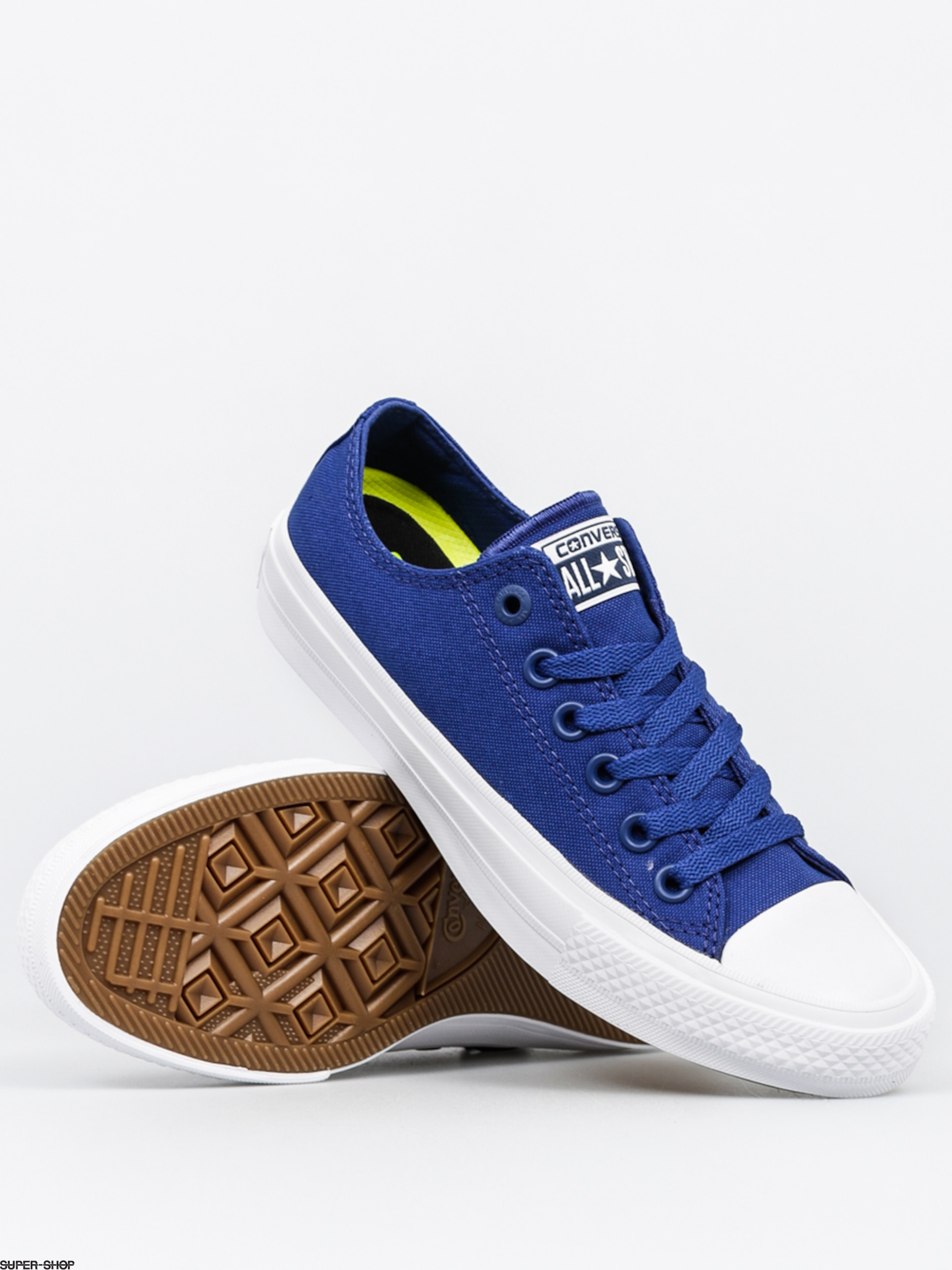 debe5086f Converse Sneakers Chuck Taylor All Star 2 Ox (sodalite blue)