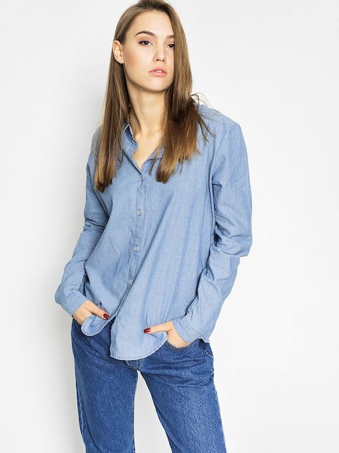 Element Shirt Veneda Wmn (illusion blue)