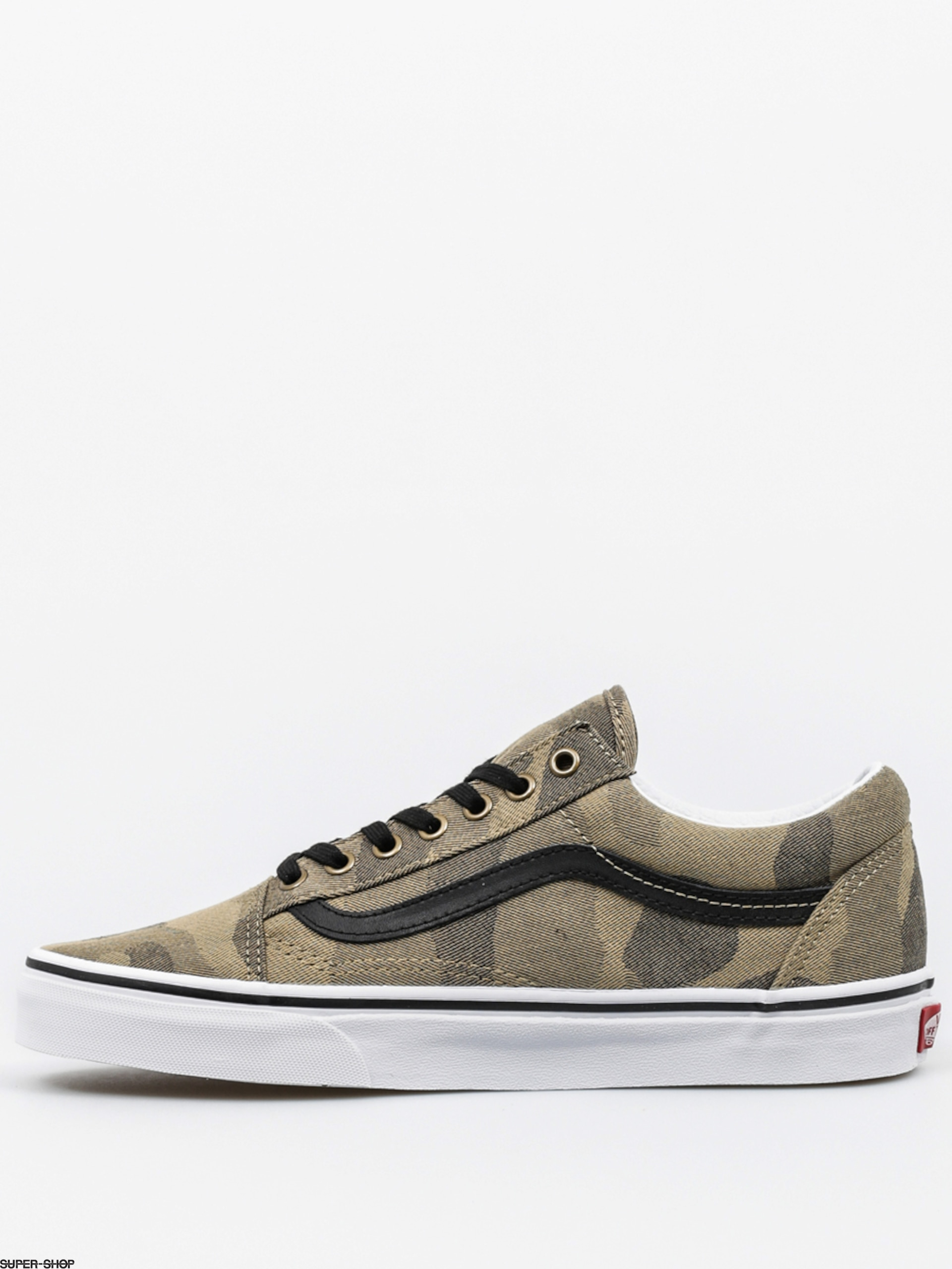 52ae418dc7147a Vans Shoes Old Skool (camo jacquard raven true white)