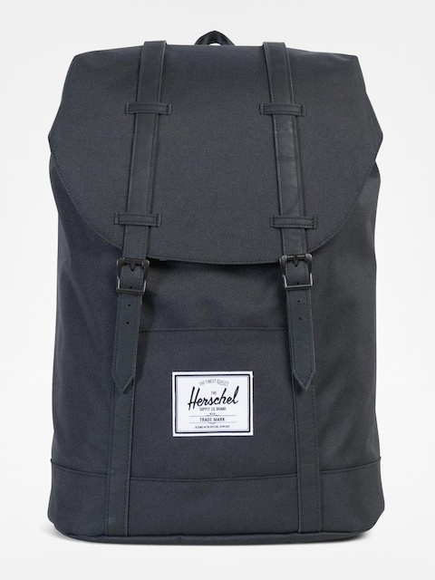 Herschel Supply Co. Backpack Retreat (black/black 22,5l)