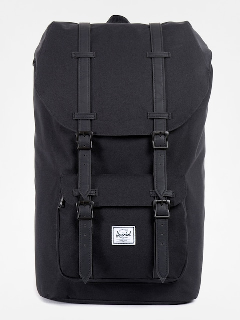Herschel Supply Co. Rucksack Little America (back/black)