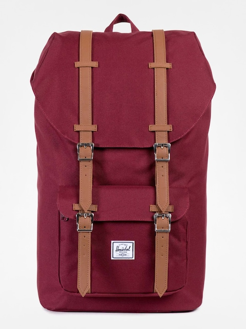 Herschel Supply Co. Backpack Little America (windsor wine)