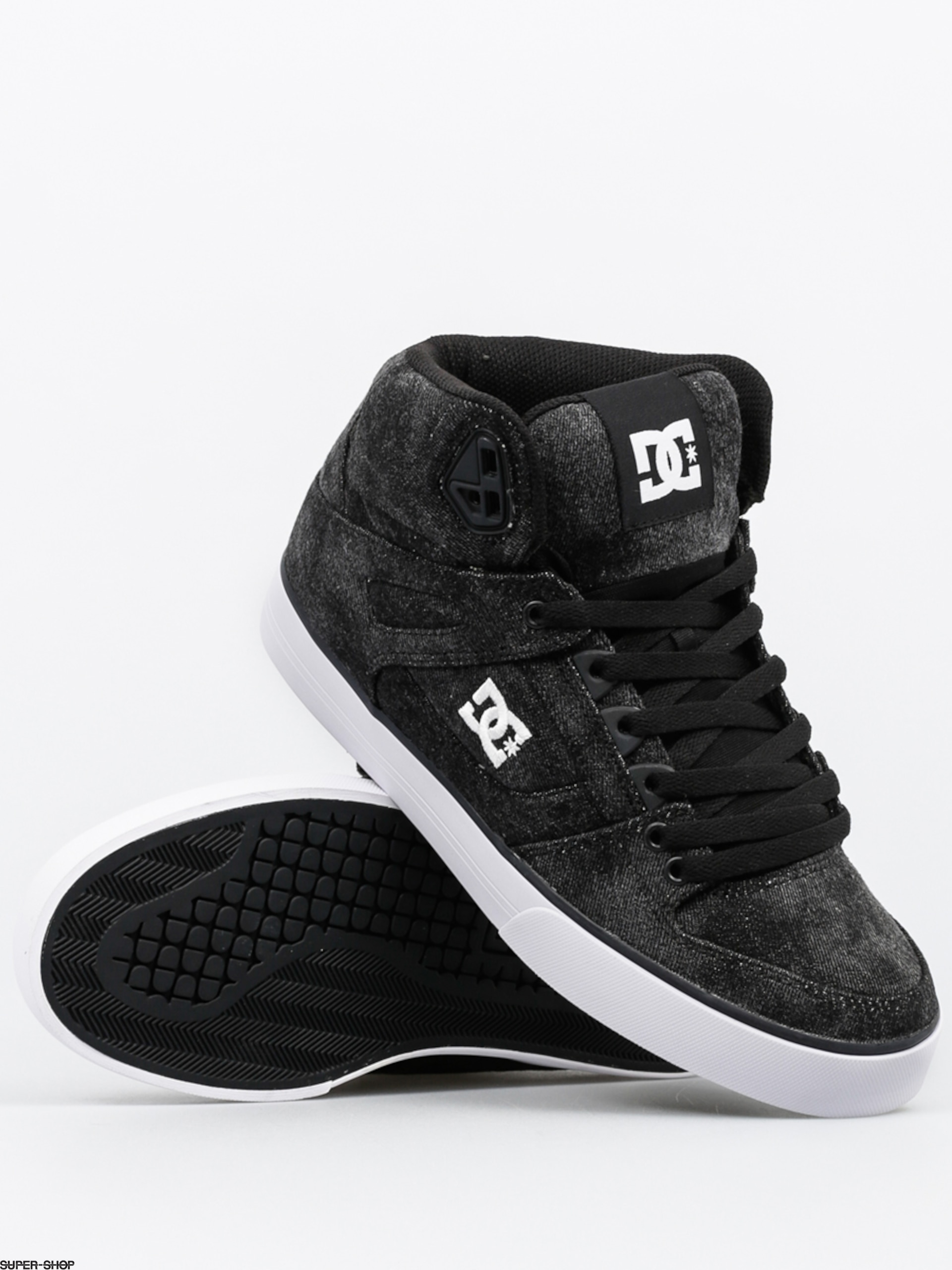 Dc Shoes Spartan Hi Wc Tx Se Black Acid