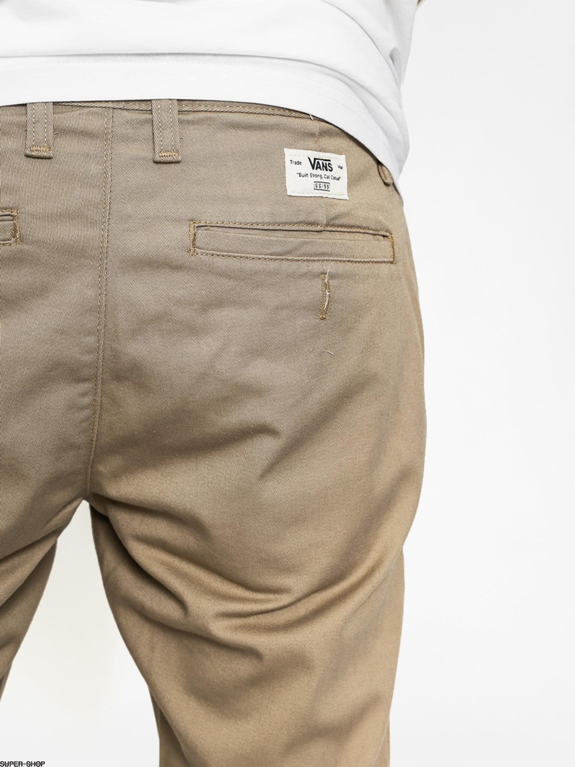 cc35c69a7936ff Vans Pants Gr Chino II (military khaki)