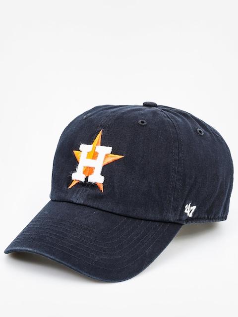 47 Brand Cap Houston Astros ZD (washed black)