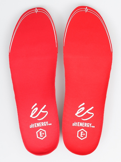 Es Insole Sti Energy Foam (red)