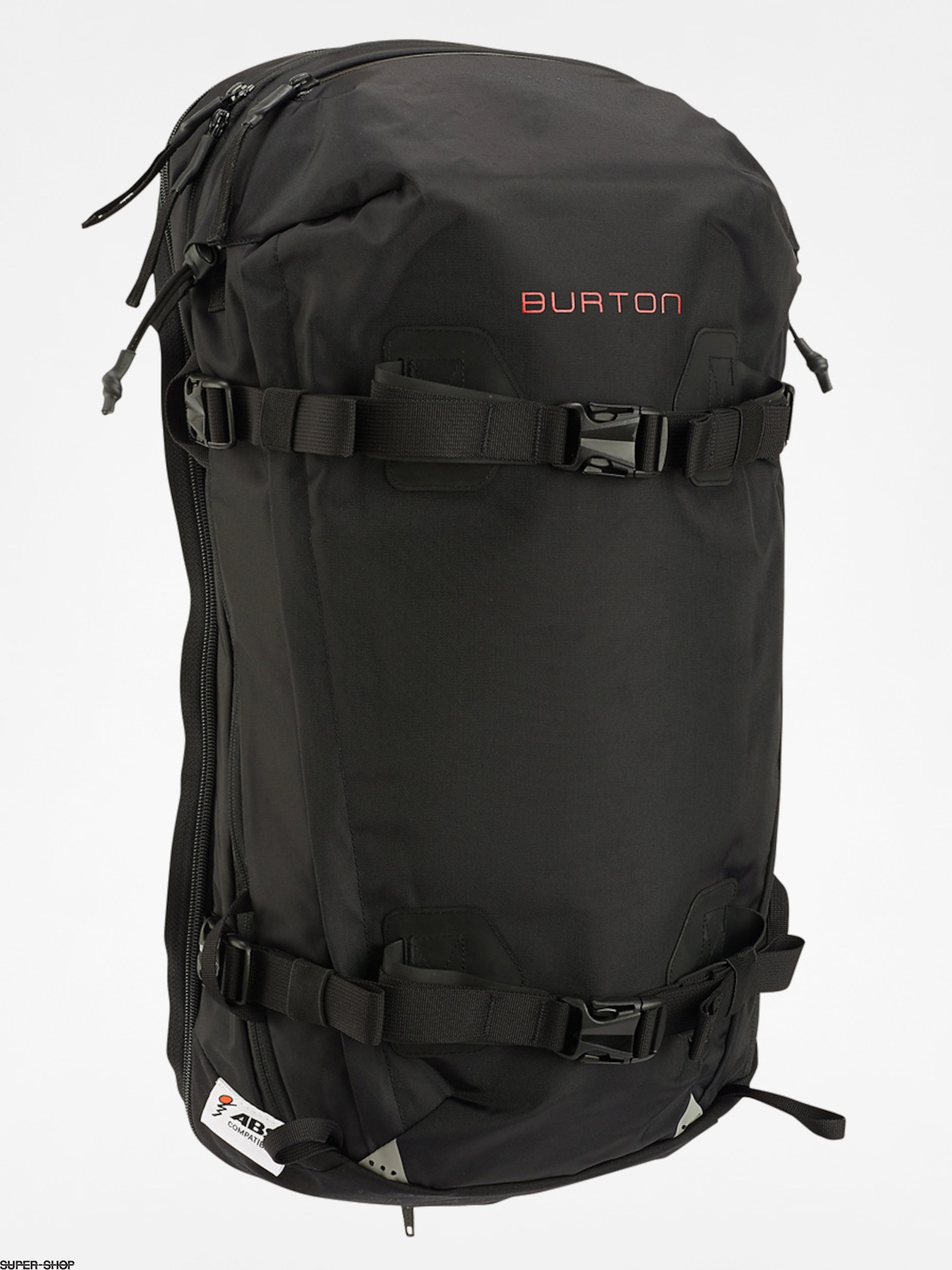 Burton Backpack Abs Vario Cover (black cordura 23l)