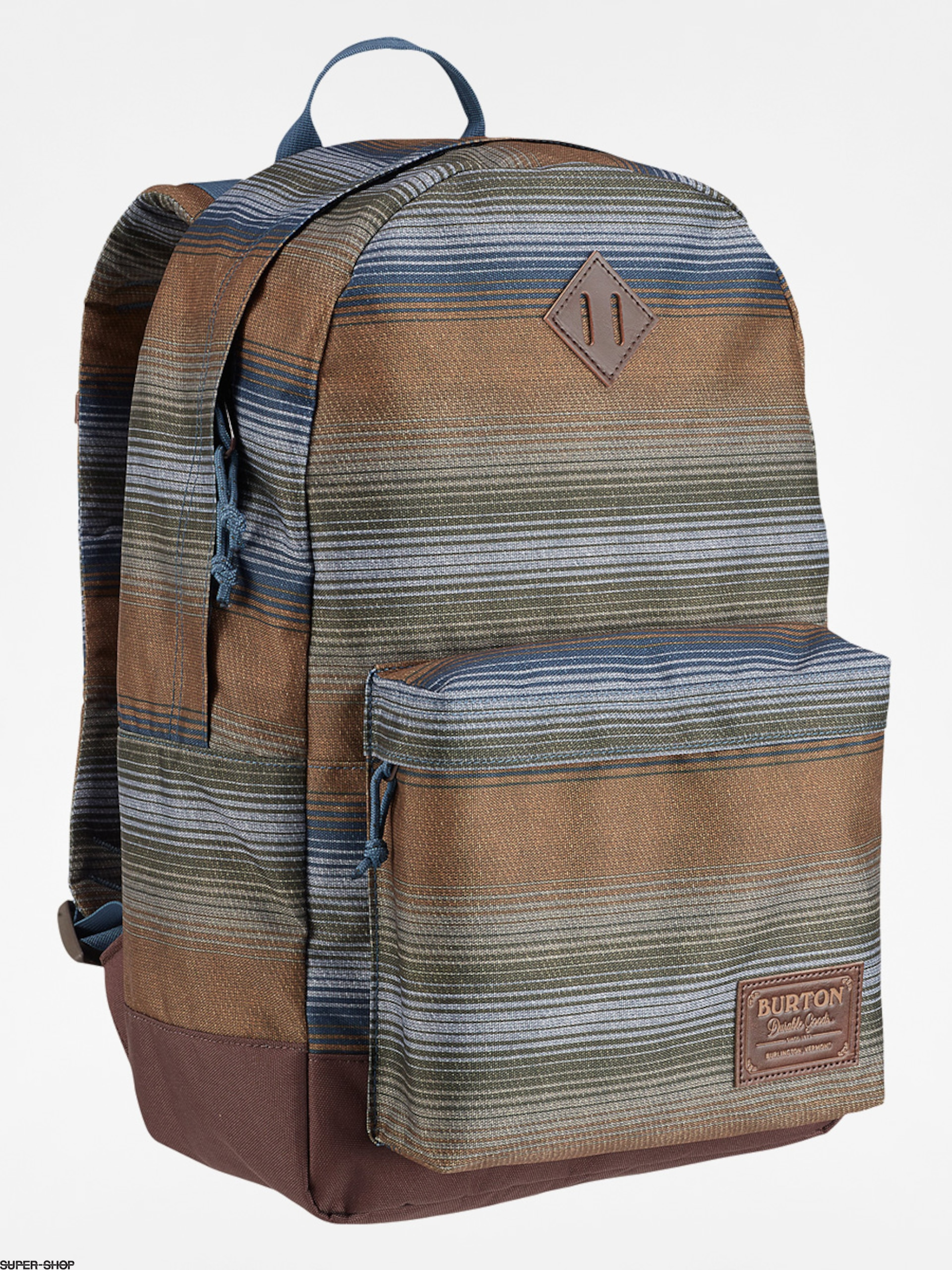 Burton Backpack Kettle Pack (beach stripe print)