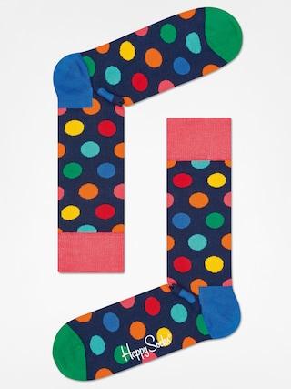 Happy Socks Socks Big Dot (navy/multi)