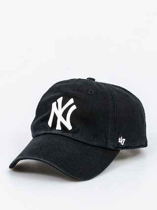 47 Brand Cap New York Yankees ZD (washed black)