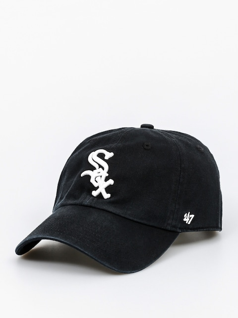 47 Brand Cap Chicago White Sox ZD (washed black)