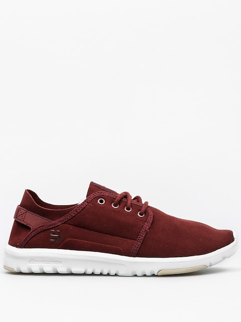 Etnies Shoes Scout (oxblood)