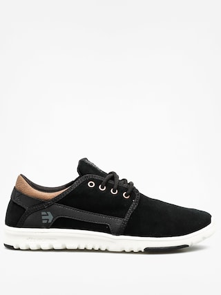 Etnies Shoes Scout (black/brown)