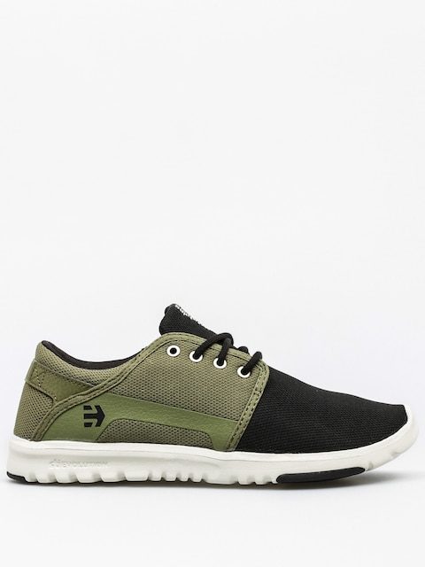 Etnies Shoes Scout (black/olive)