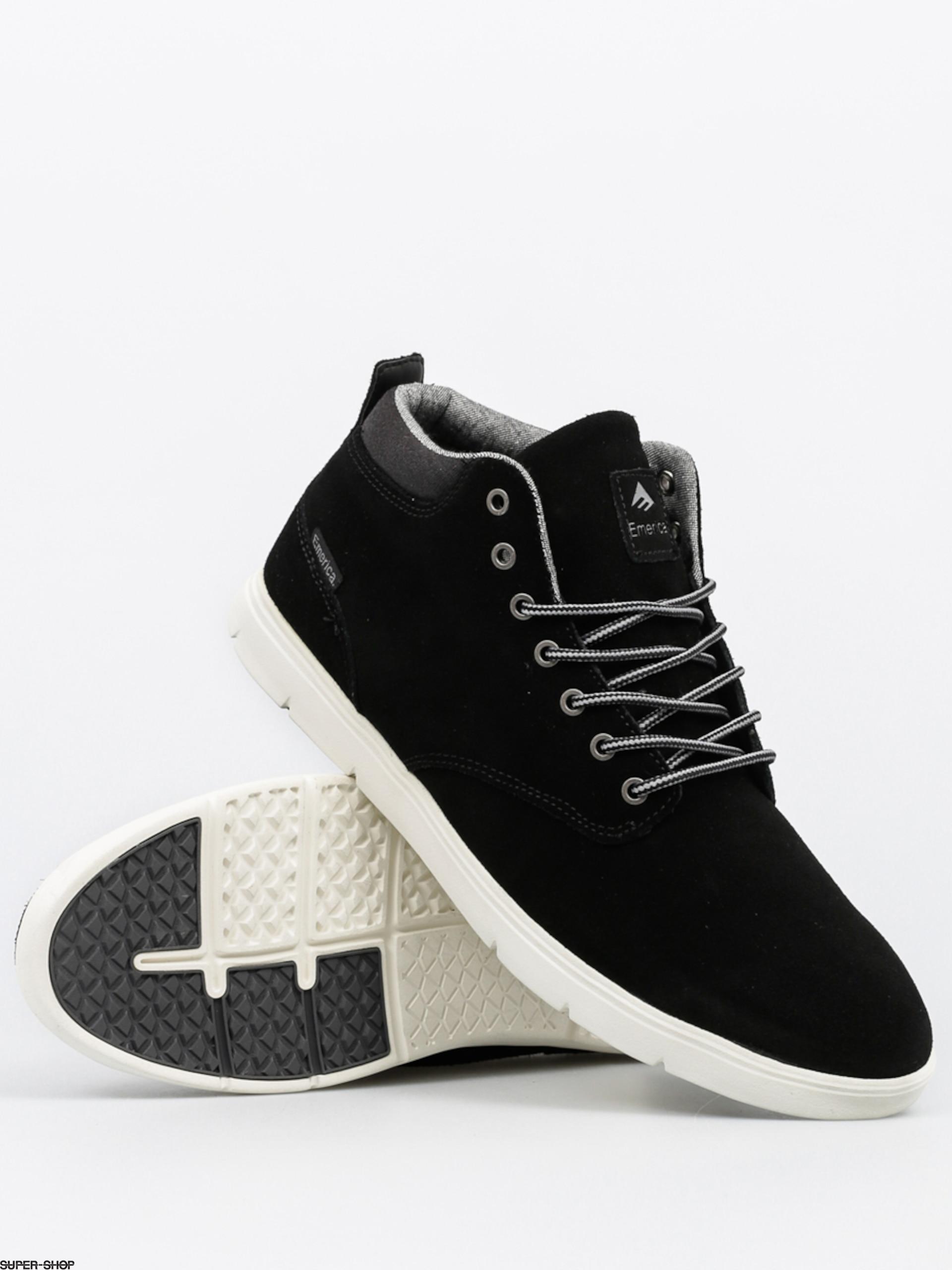 Emerica Shoes Wino Cruiser Hlt (black