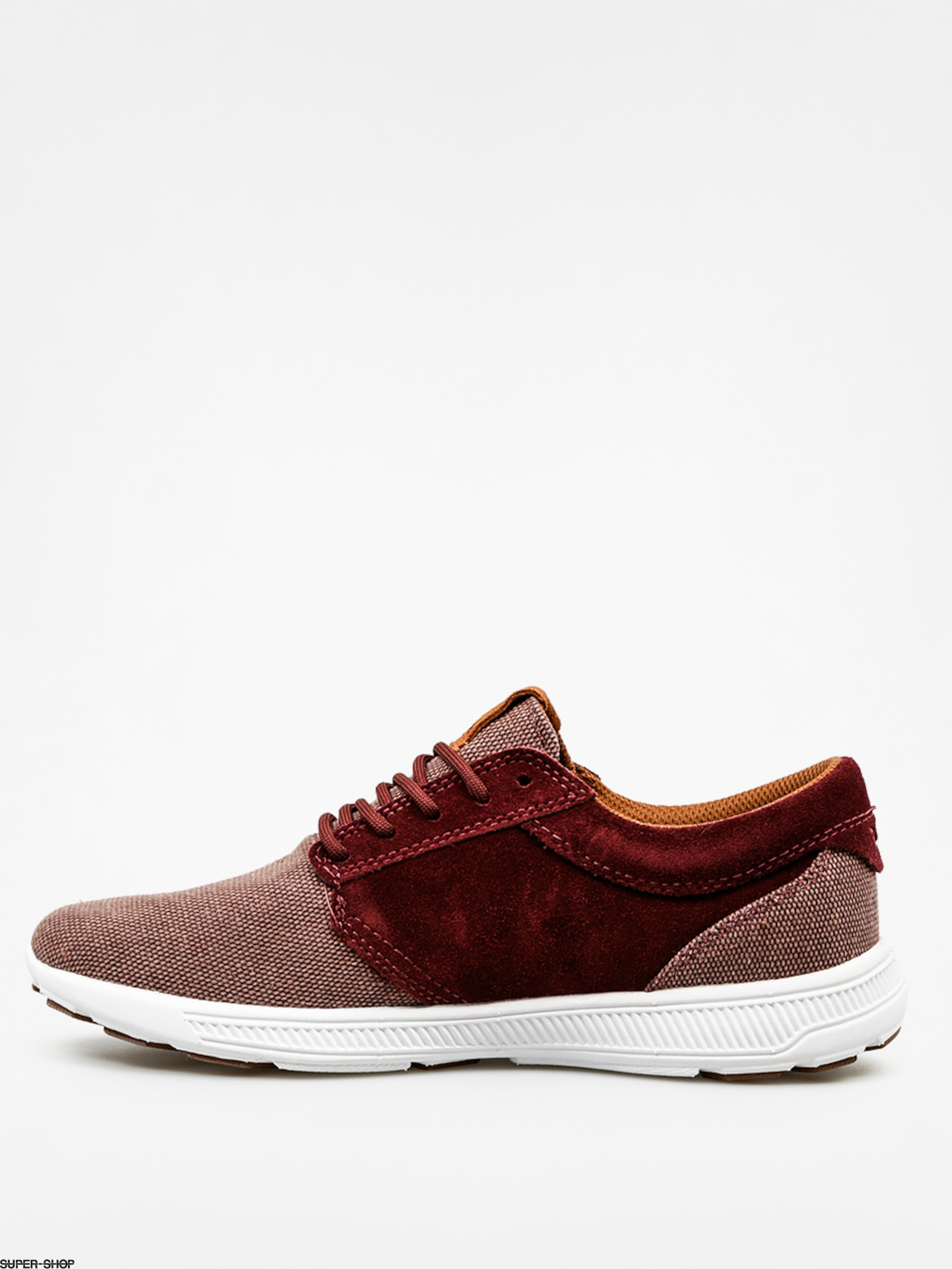 8b89423ba0f2 Supra Shoes Hammer Run Nonstrtch (burgundy brown white)
