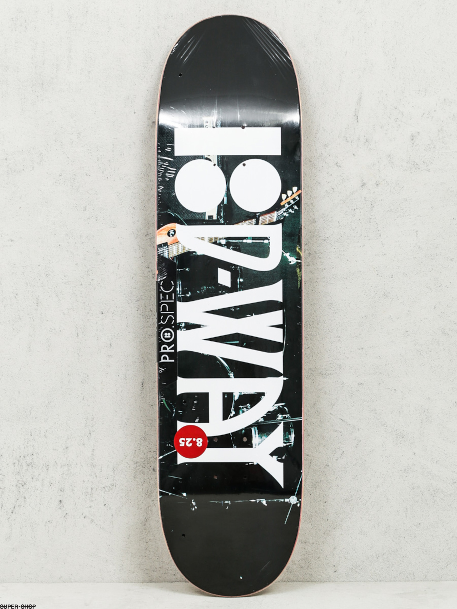 Plan B Deck Tunes D Way (black/white)