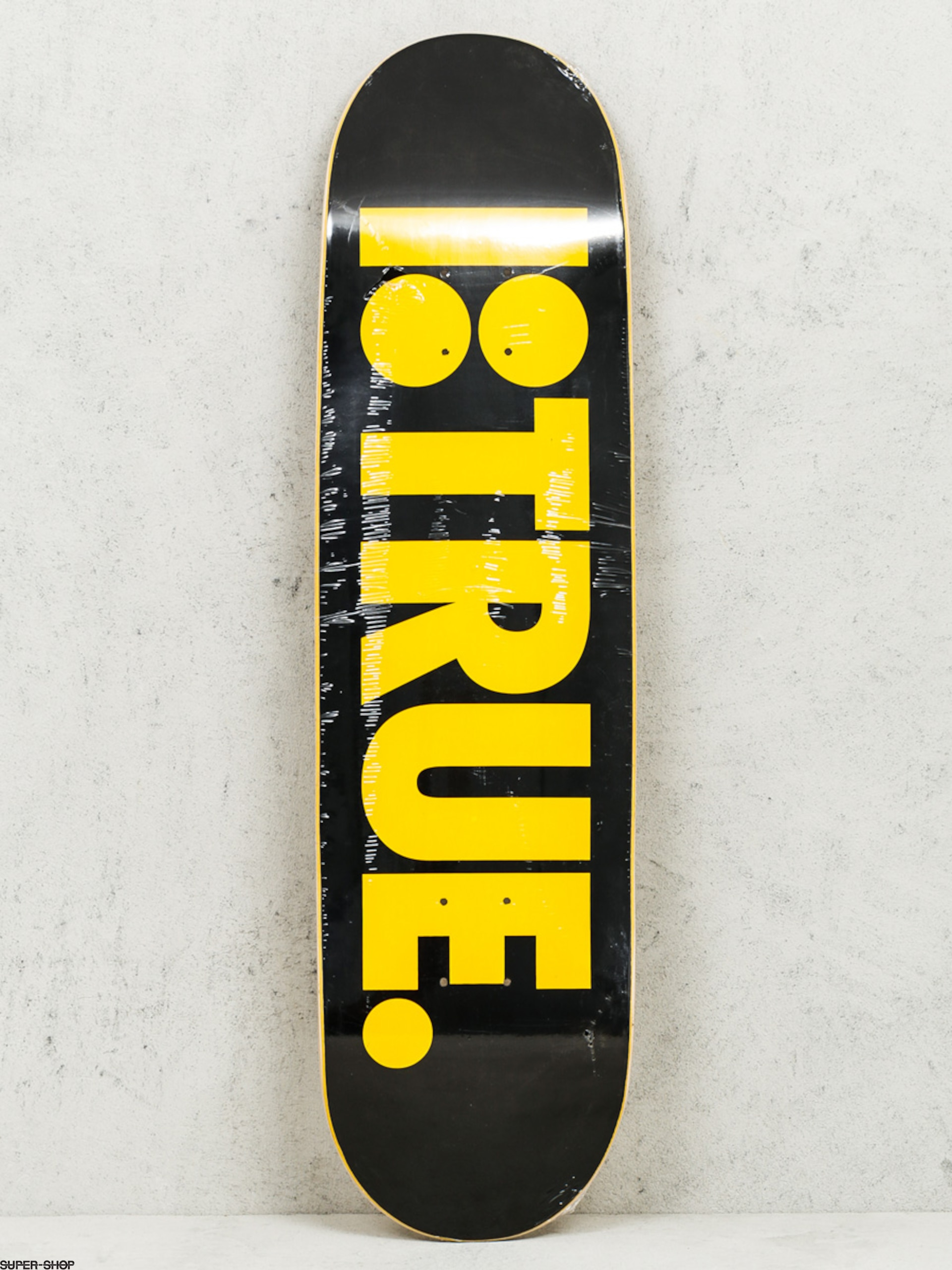 Plan B Deck Be True (black/yellow)