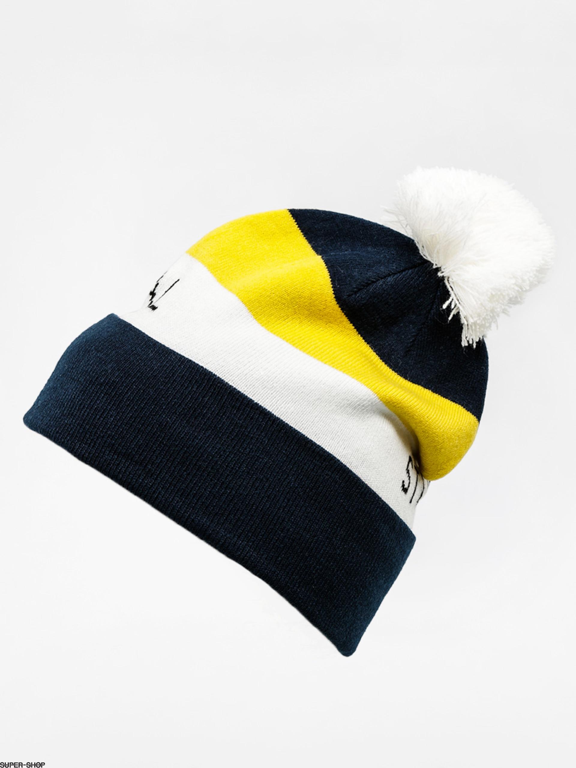 Stussy Beanie Intl Pom Beanie (navy) 80ffe813f788