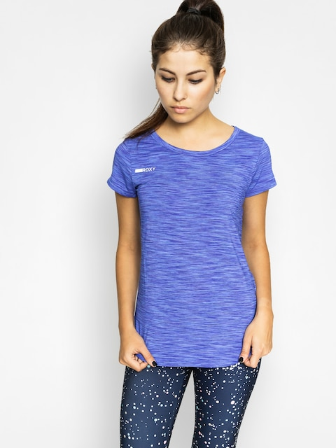 Roxy Aktives T-Shirt Lophenta Wmn (blue)