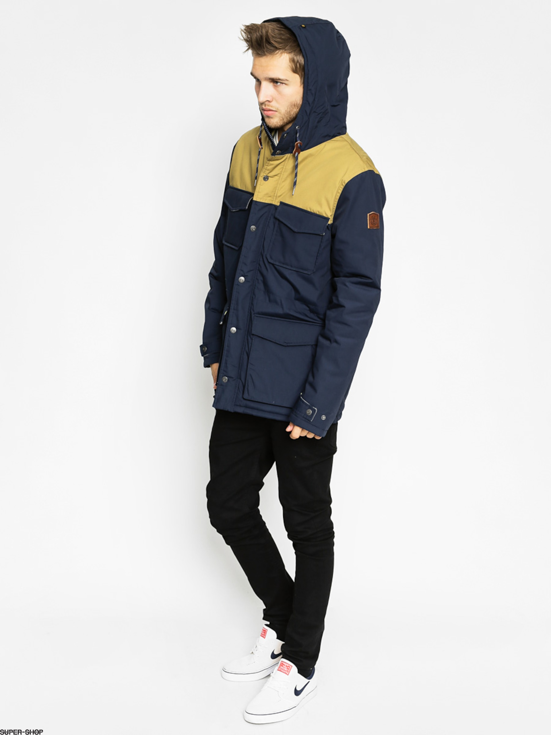 Element Jacke Hemlock (eclipse navy)