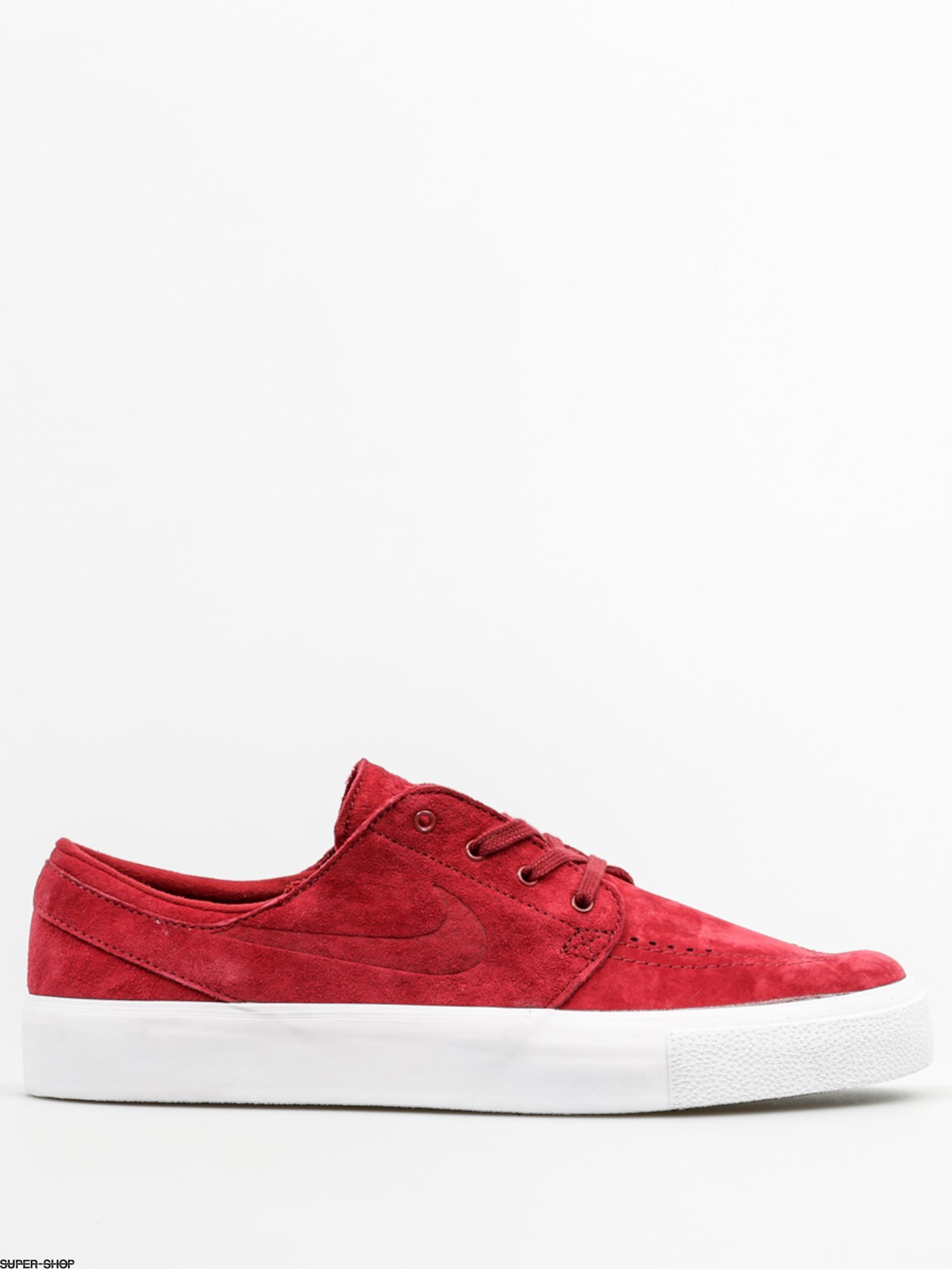 0d1976ef8fde Nike SB Shoes Zoom Stefan Janoski Prem Ht (team red team red white)