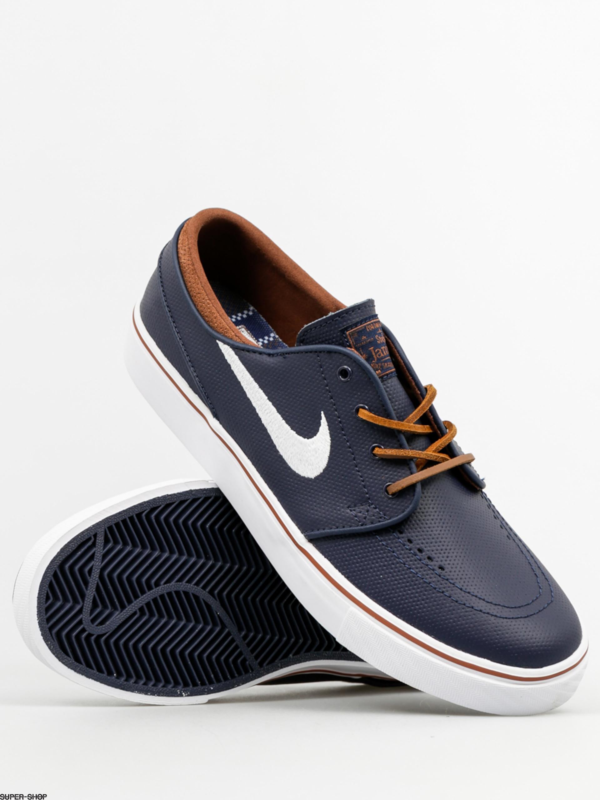 51e82ec8bf29 Nike SB Shoes Stefan Janoski Og (obsidian white rustic white)