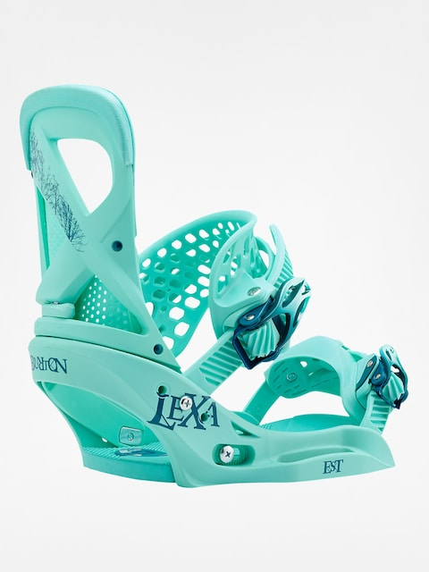 Burton Snowboard bindings Lexa Est Wmn (the teal deal)
