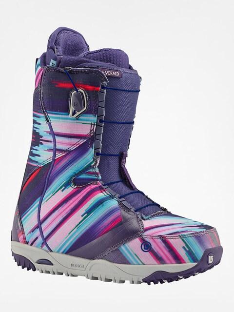 Burton Snowboard Schuhe Emerald Wmn (multi print)