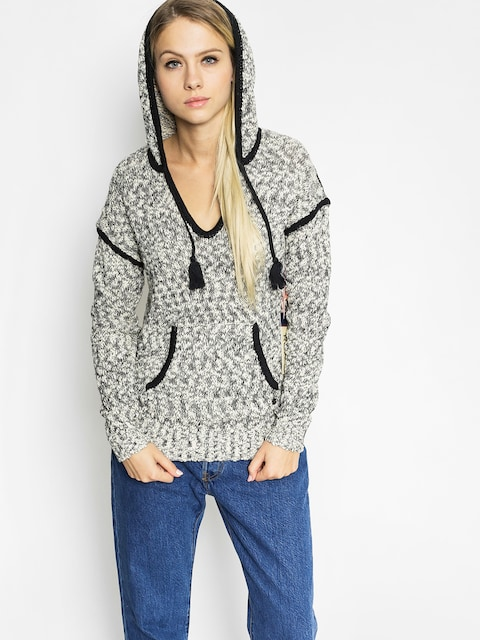 Roxy Sweater Dance Wmn (white/black)