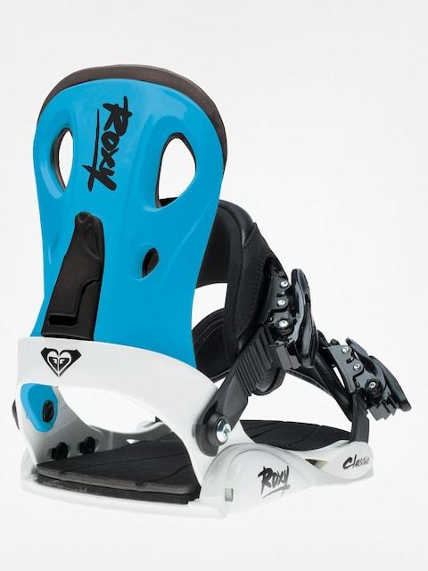 Roxy Snowboard Bindung Classic Wmn (wht)