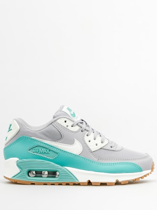 Nike Shoes Air Max 90 Wmn (Essentialwolf grey/barley green)