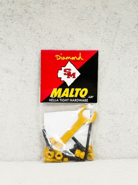 Diamond Supply Co. Bolts Signature Pro Hardware Sean Malto (yellow)