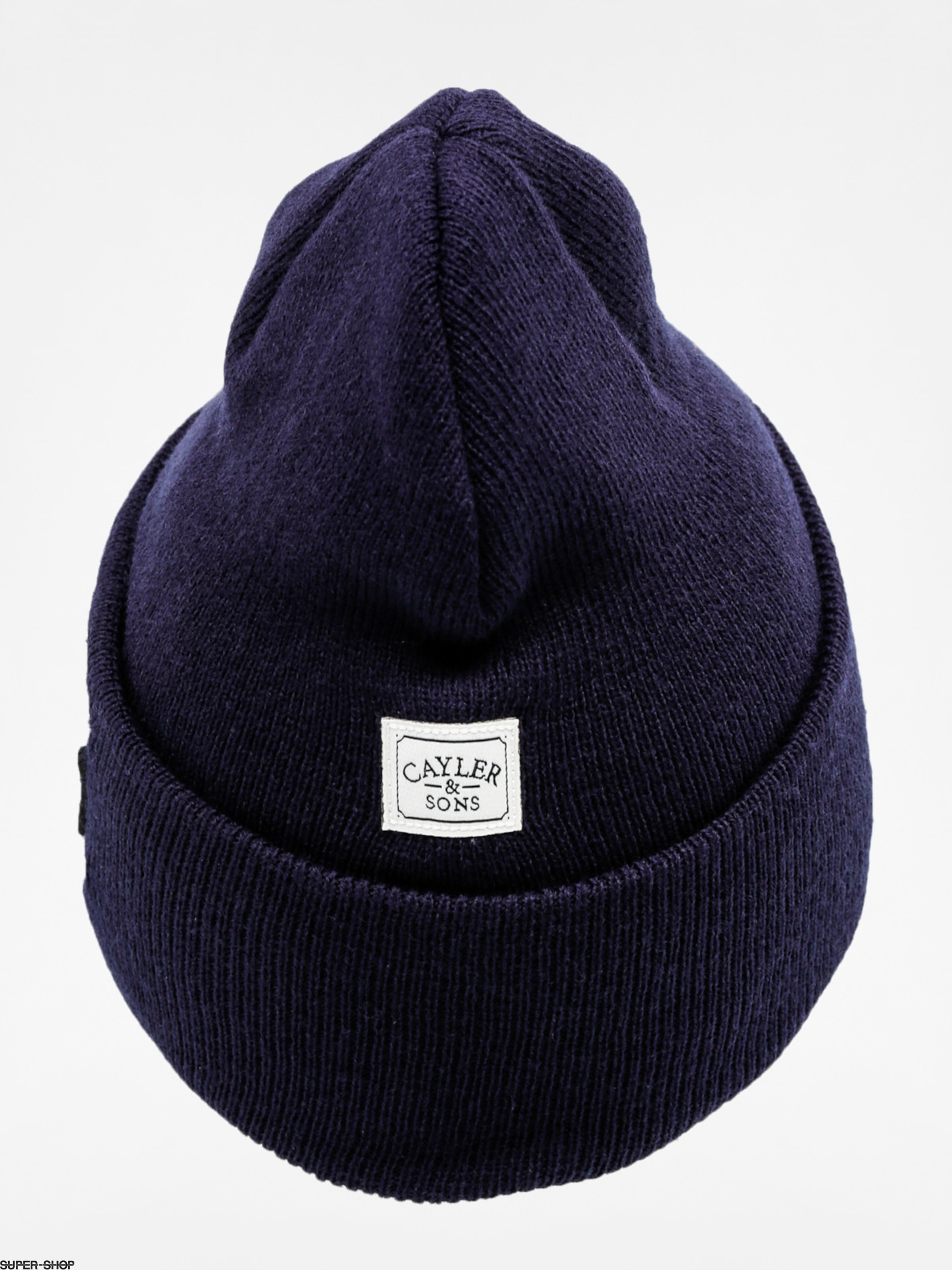 f8c06e829ce Cayler   Sons Beanie Wl Grime Love Old School Beanie (navy white)