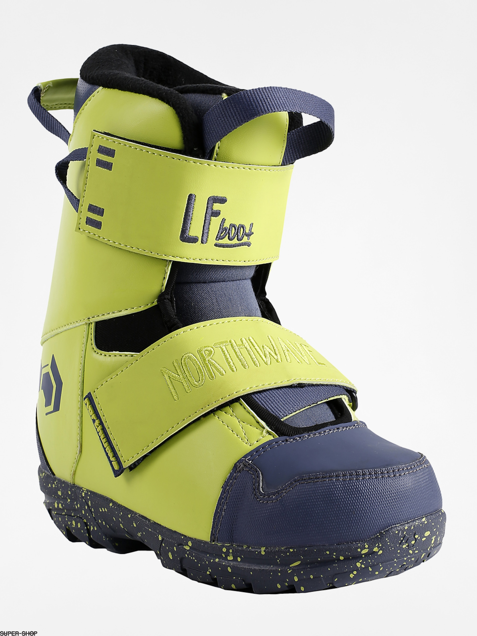 Northwave Snowboard Kids boots Lf Kid (lime)