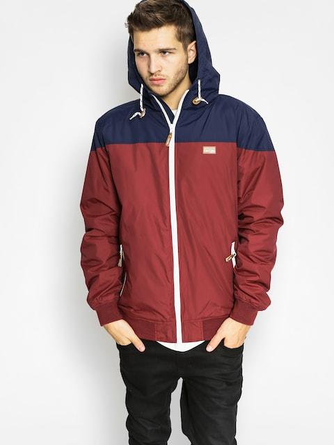Iriedaily Jacket Insulaner (maroon)