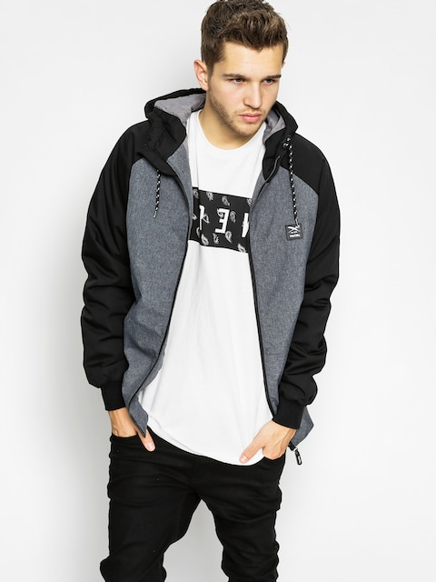 Iriedaily Jacket Another Flag (black)