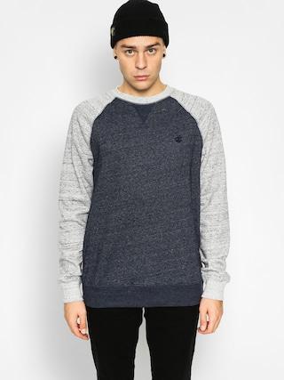Element Sweatshirt Meridian Cr (grey heather/eclipse navy)