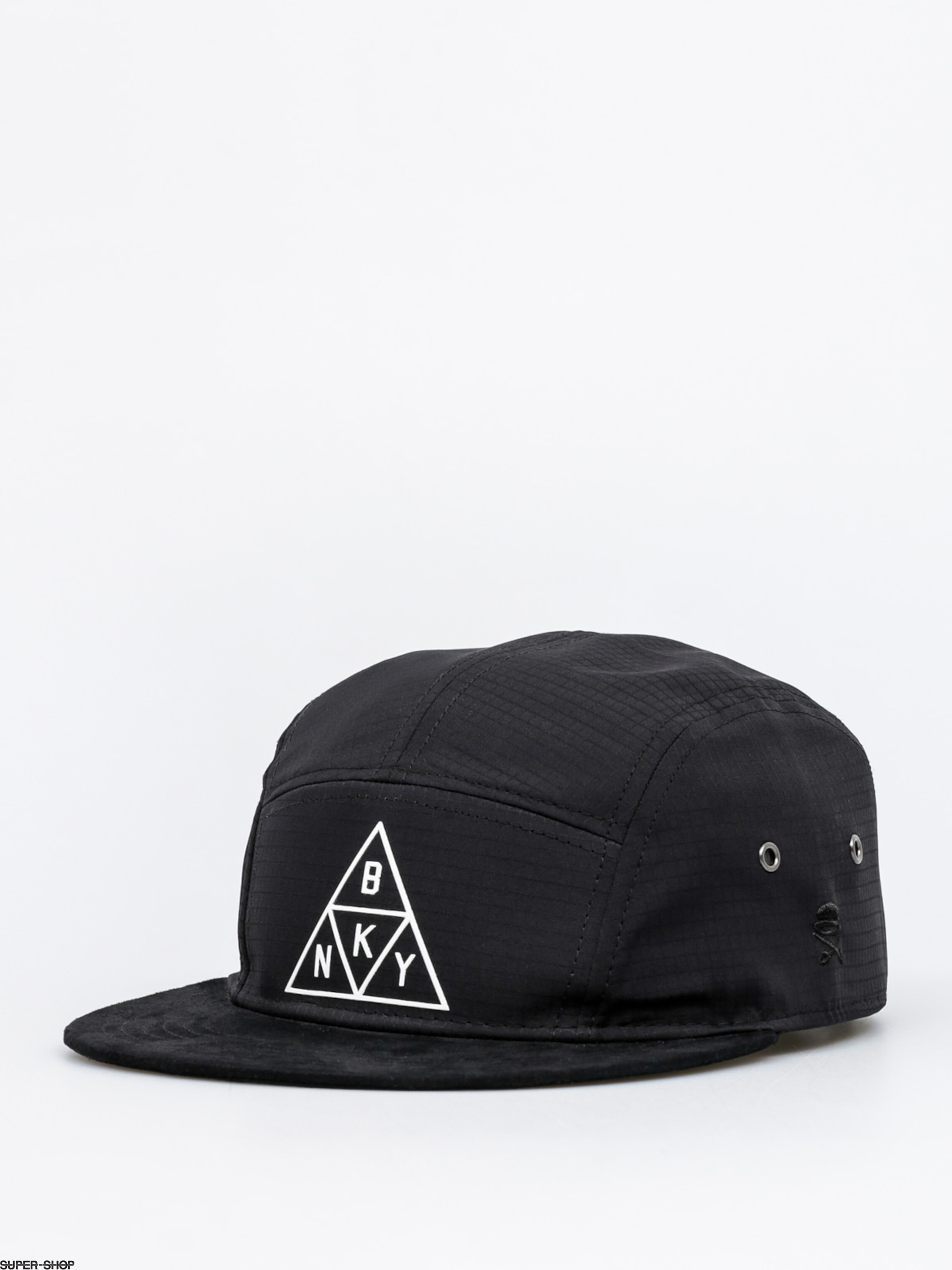 Cayler & Sons Cap Wl Briangle 5 Panel ZD (black/white)